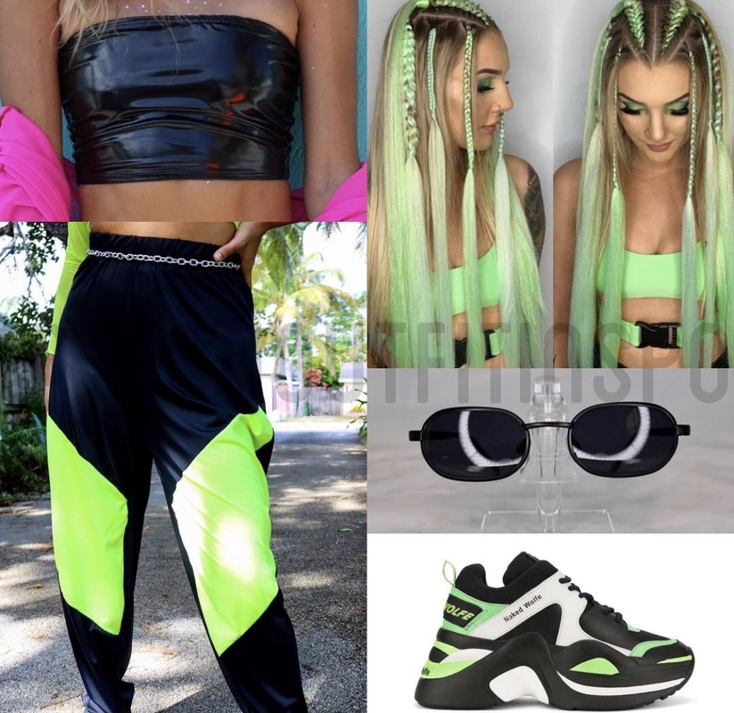 rave outfit
