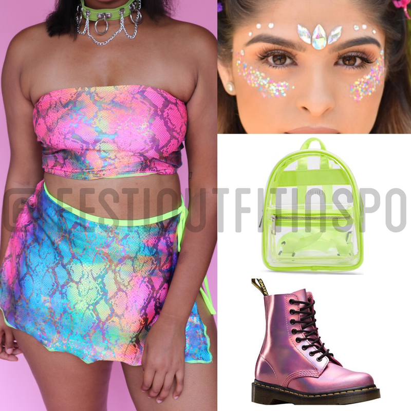 electric zoo outfit
