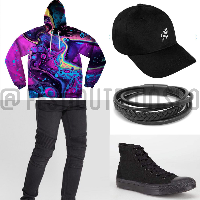Mens Festival Outfit