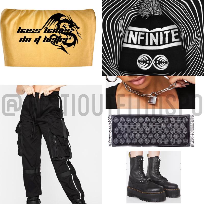 bassnectar outfit