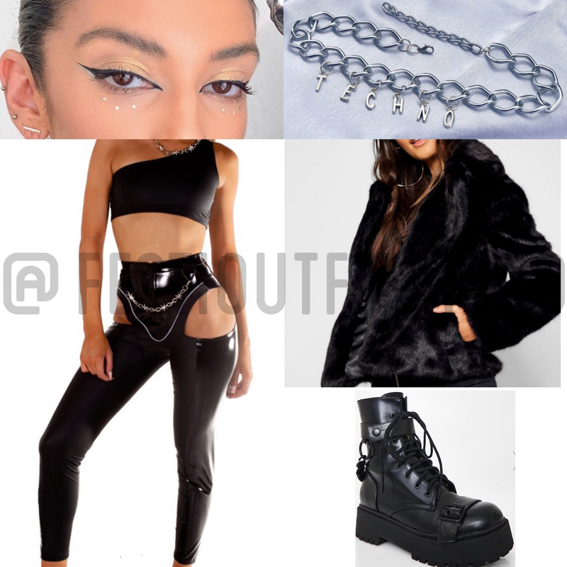 techno outfit