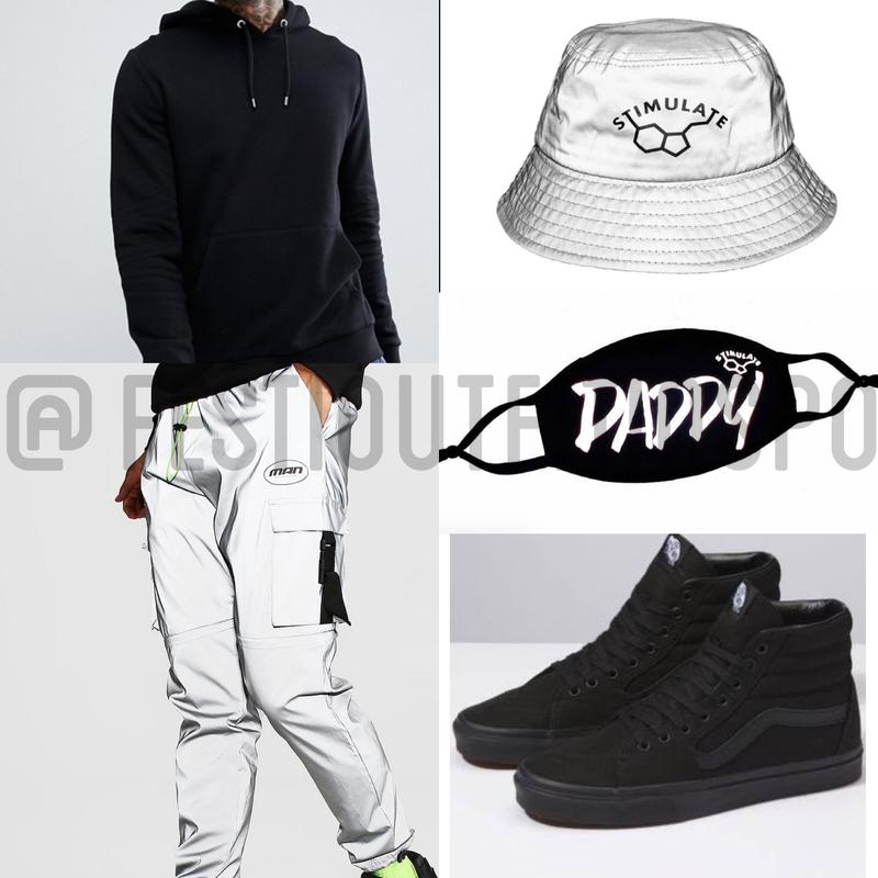 mens ravewear
