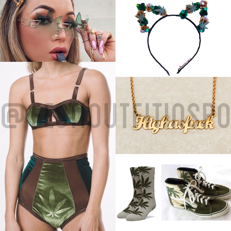 weed outfit
