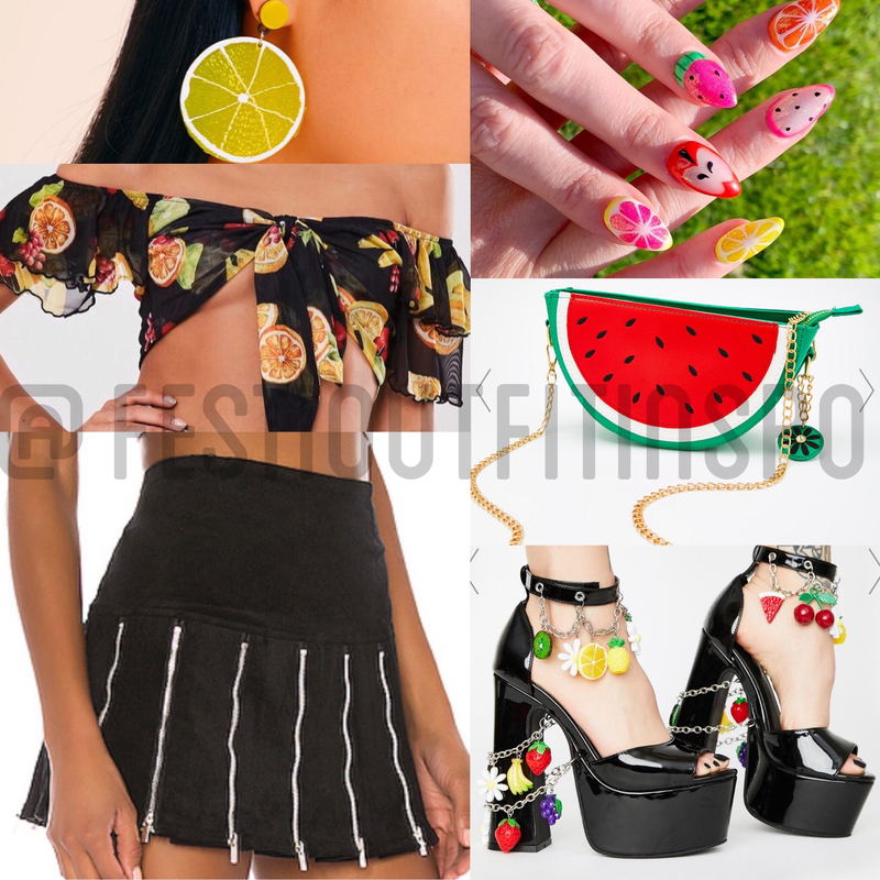 Fruit Outfit